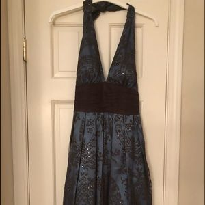 ADRIANNA PAPPEL COCKTAIL DRESS, SIZE 4